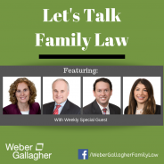 Let's Talk Family Law Podcast